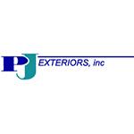 PJ Exteriors Logo