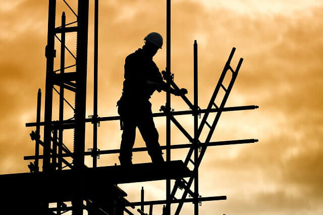 Bystander construction accidents